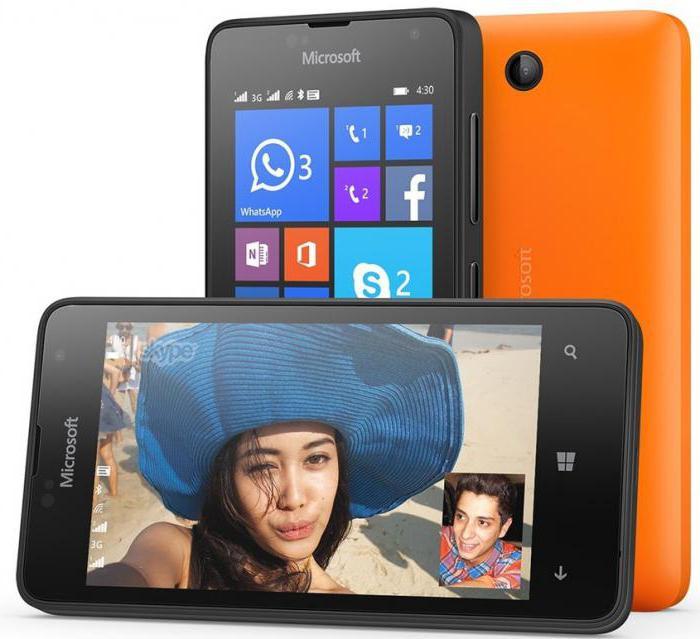 телефон lumia 430