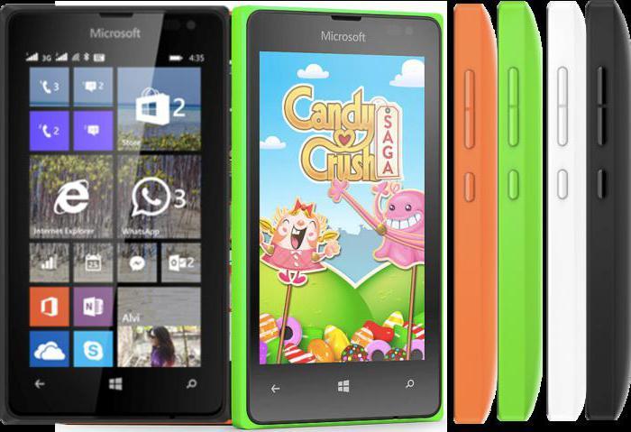 Lumia 435 cena