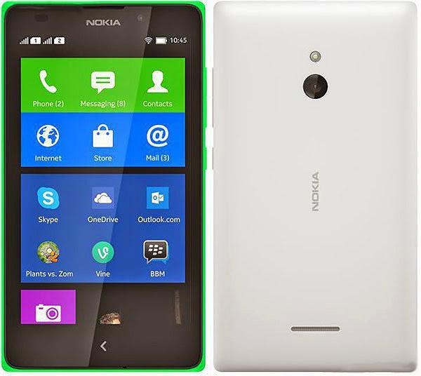Opis Nokia 1030