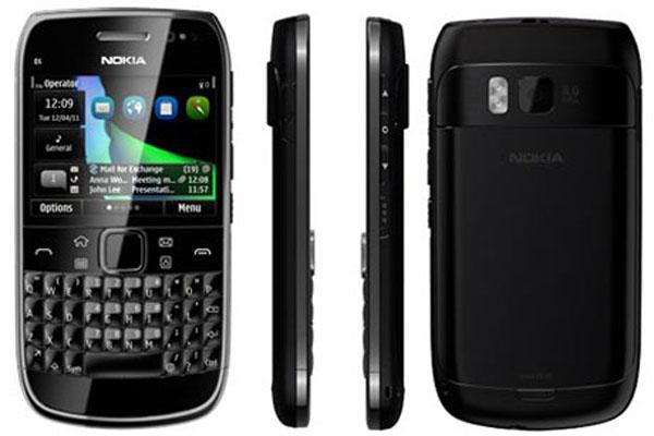 telefoni Nokia e6
