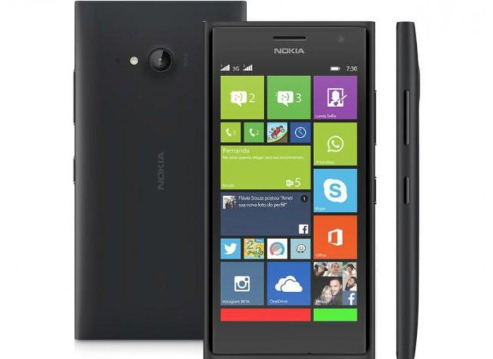 nokia lumia 730 dual sim telefon