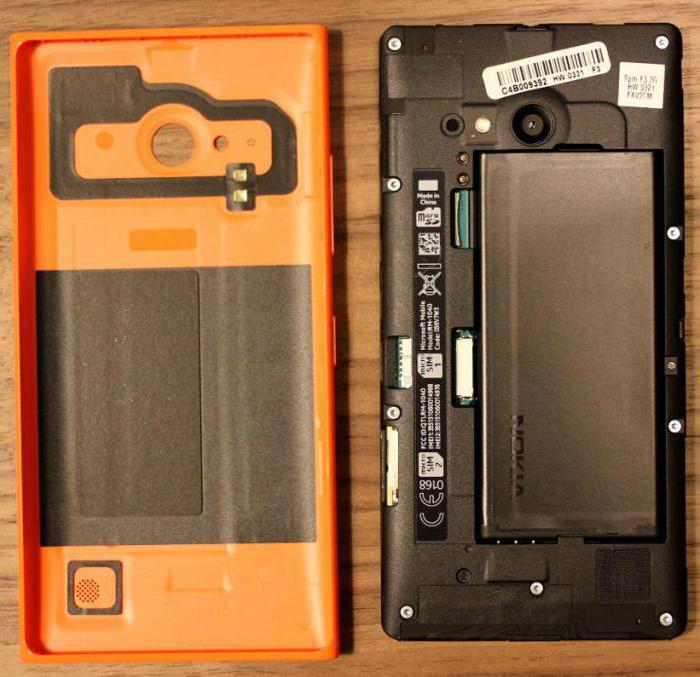 nokia lumia 730 dual sim specs