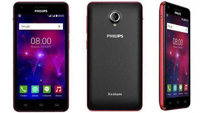 telefono Philips