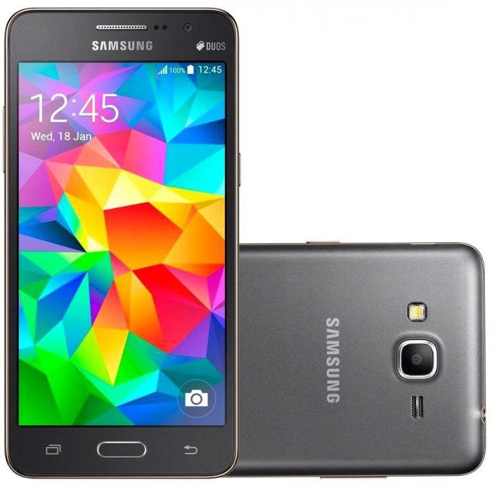 Samsung grand duos značilnosti
