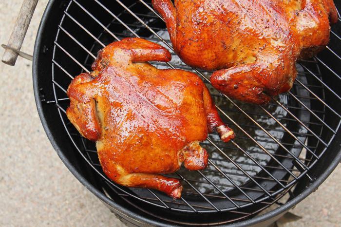 рецепт за димљену пилетину