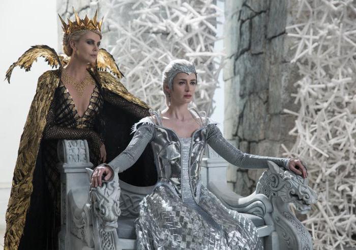 снежно бели и ловачки глумци и улоге