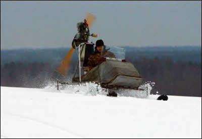 моторна тестера за снег до-ит-иоурселф
