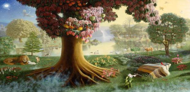 Райска градина