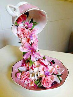 rastuće šalice cvijeća vlastitim rukama