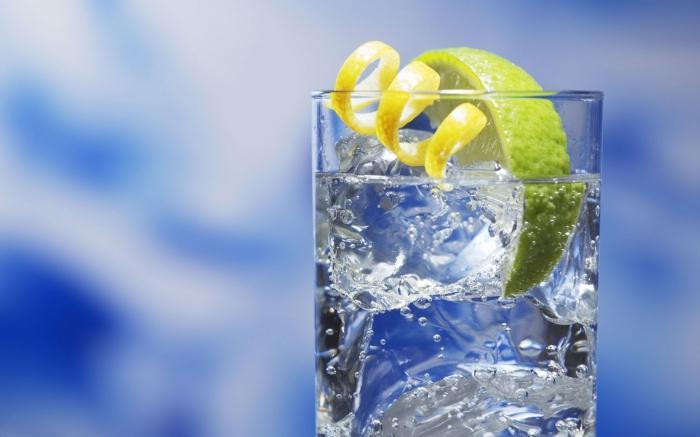 acqua di soda