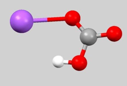 състав на натриев бикарбонат