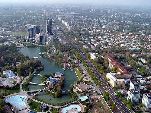 Stolicą Uzbekistanu jest Taszkent