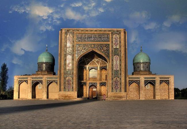 Uzbekistan jest stolicą