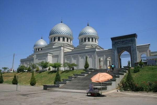 Stolica Republiki Uzbekistanu