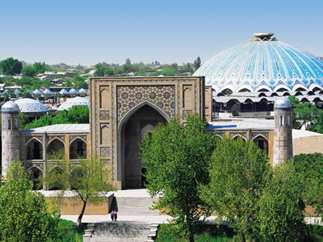 Co to jest stolica Uzbekistanu