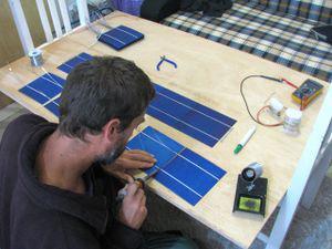 преносни соларни панели