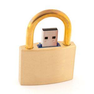 kako odstraniti zaščito iz diska