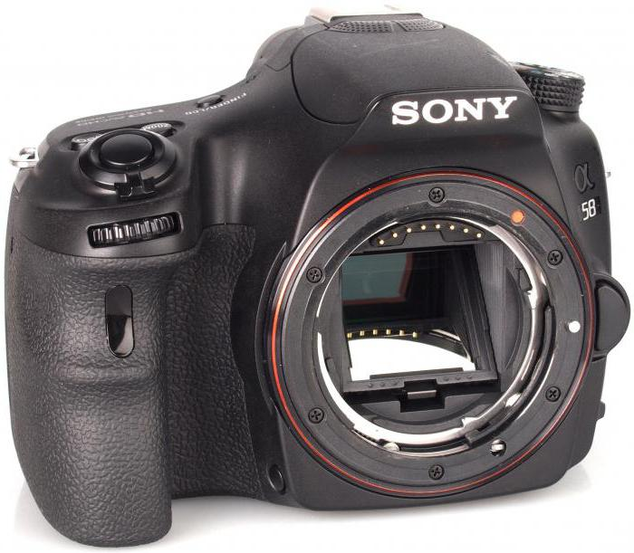 sony slt a58 specifiche