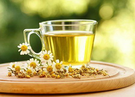 uklidňující čaj