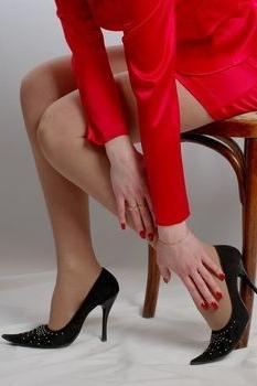 le gambe fanno male quando si cammina