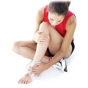 nakon trčanja nogu boli