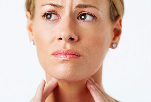 sintomi di tonsillite purulenta