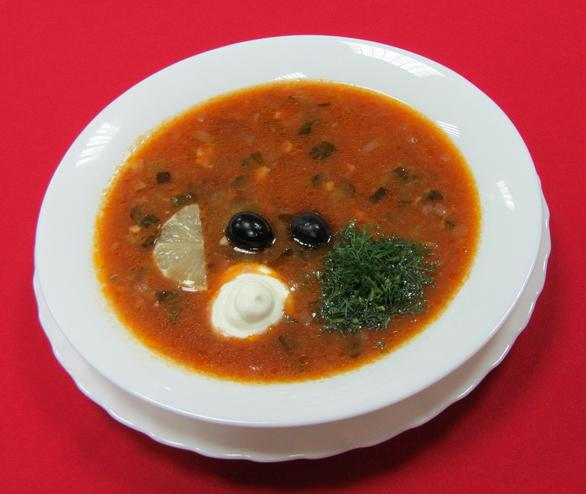 Come cucinare un miscuglio di zuppe