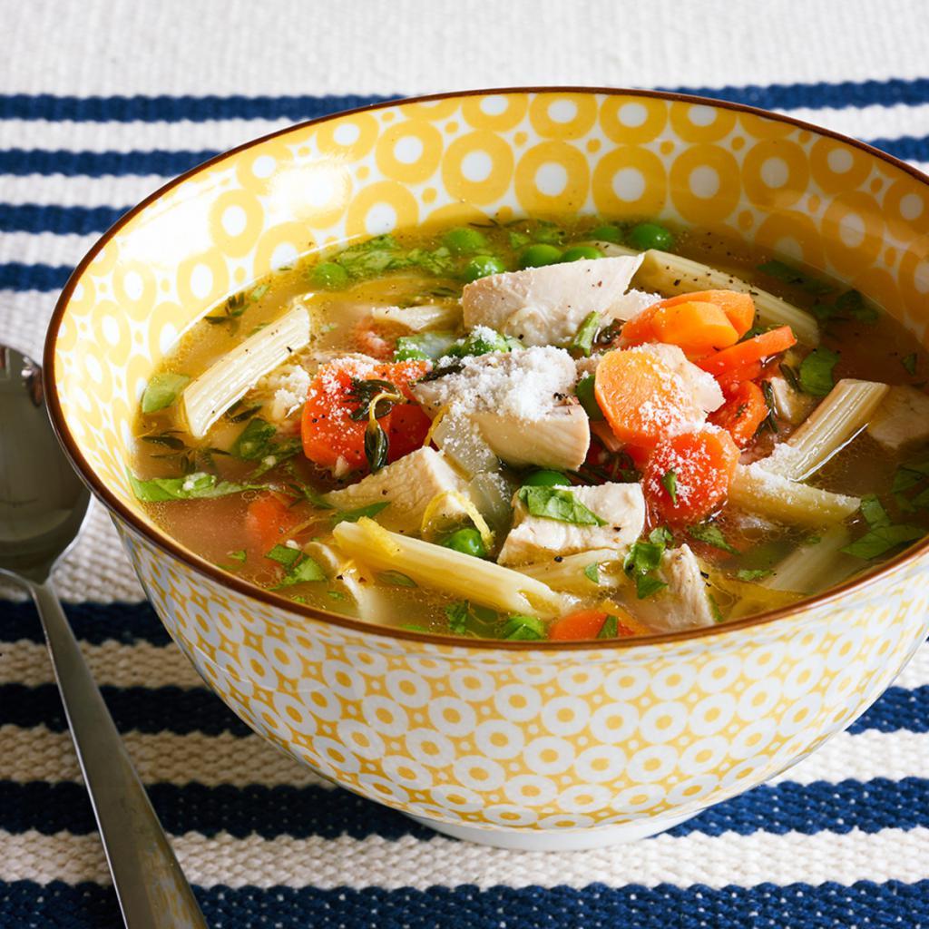 recept za piščančjo juho