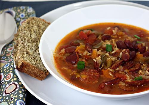 Супа са пиринчем и кромпиром