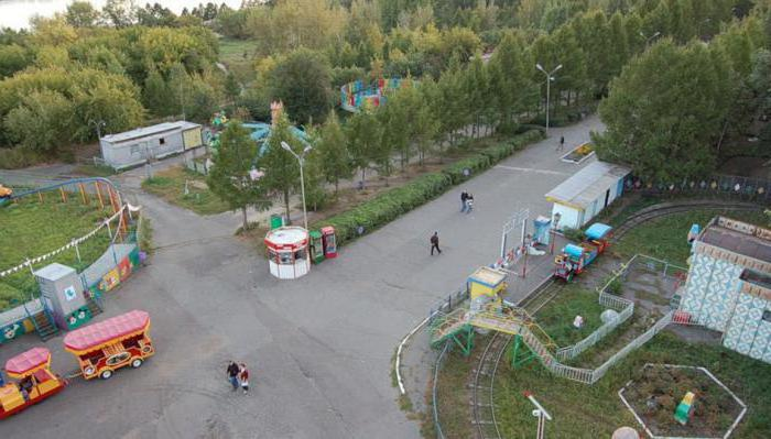 giri omsk del parco sovietico