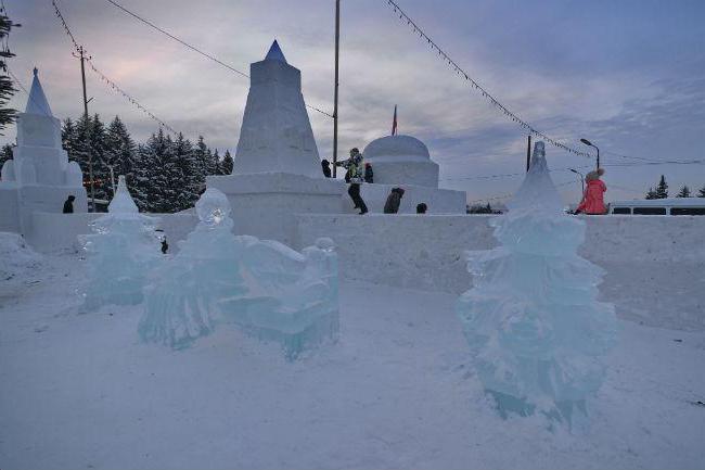 Evento del parco sovietico di Omsk