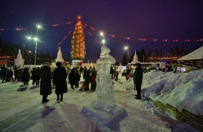 Indirizzo del parco sovietico Omsk