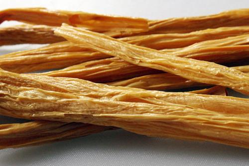 composizione di asparagi di soia