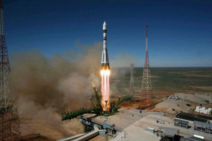 vesmírné raketové motory