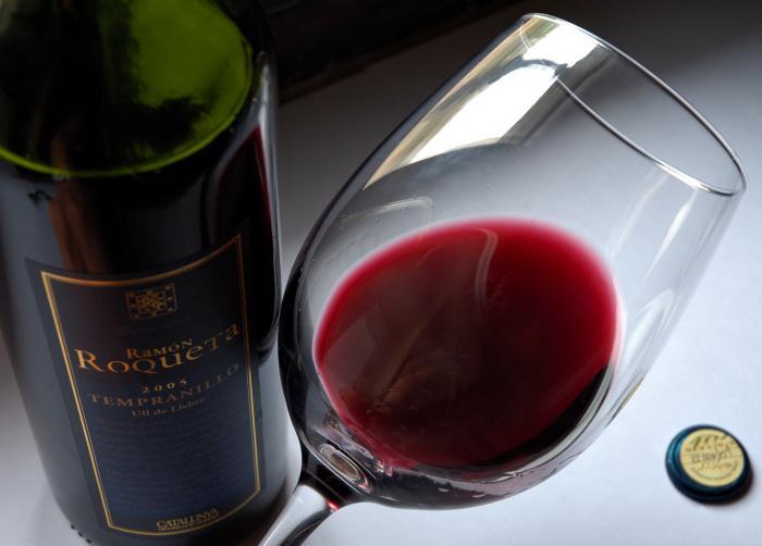 Wina hiszpańskie