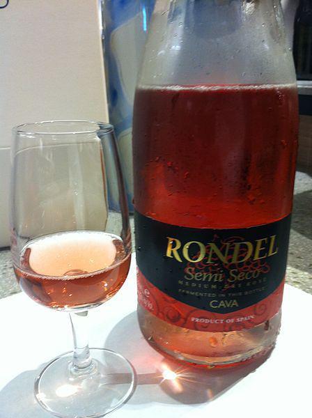 Hiszpańskie wino musujące