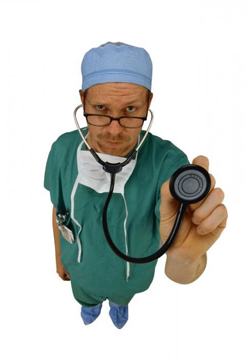 што специјалисти лекара