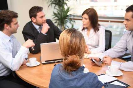poslovne sastanke i pregovore