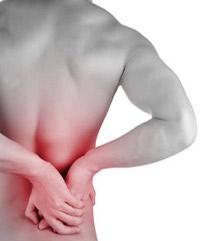 Счупване на лумбалната част на гръбначния стълб