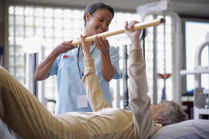Гръбначна фрактура  рехабилитация