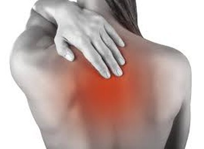 bol u leđima između lopatica