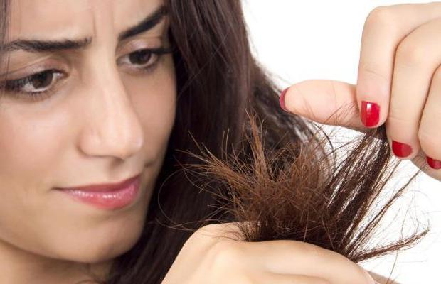 Маска за крајеве косе