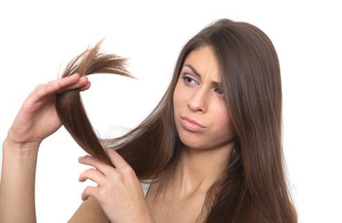 Подељени крајеви третмана косе