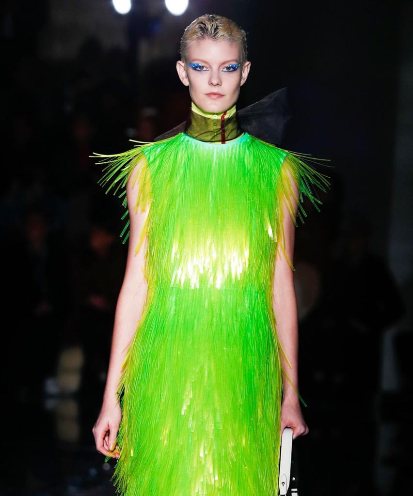 Vestiti verdi
