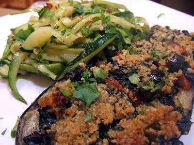 zucchine a bagnomaria