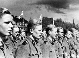 naziv SS od Nemcev in njihovo spoštovanje