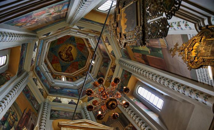 Cerkiew Wasyla Błogosławionego w Moskwie rok powstania