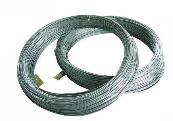 жица од нерђајућег челика