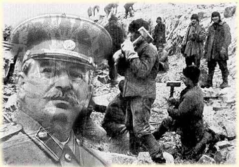 броя на жертвите на репресиите на Сталин