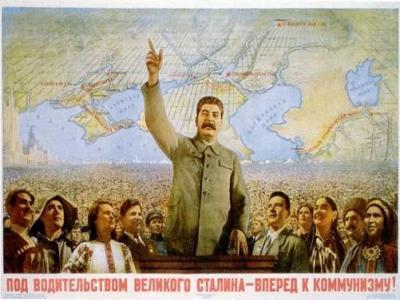 Il culto della personalità di Stalin